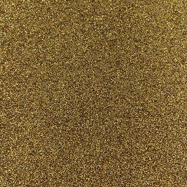 PU Leather - Glitter (Gold)
