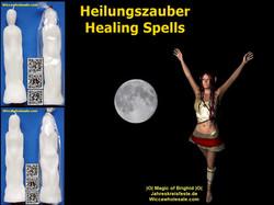 heilungszauber healing spells