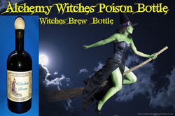 witches brew bottle 88