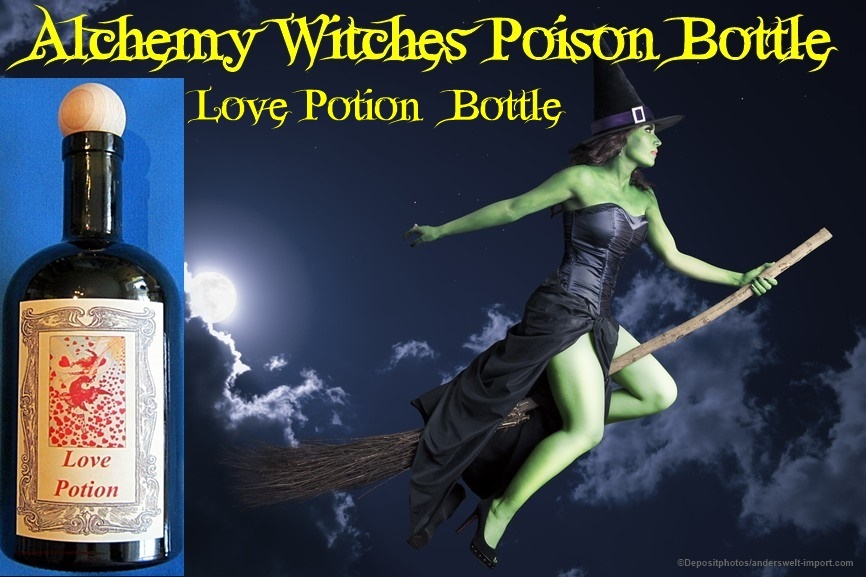 love potion bottle 88