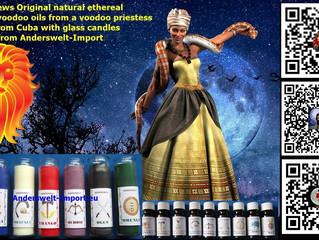 Voodoo Santería die Magie aus Kuba.