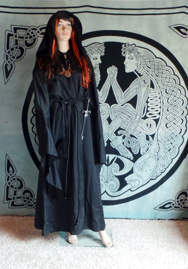witch robe