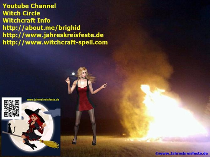 Witches Video, Sorcières Vidéo, Hexenvideos