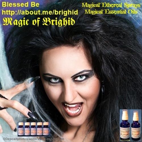 Moderne Hexen Heute Buch Autorin Brighid