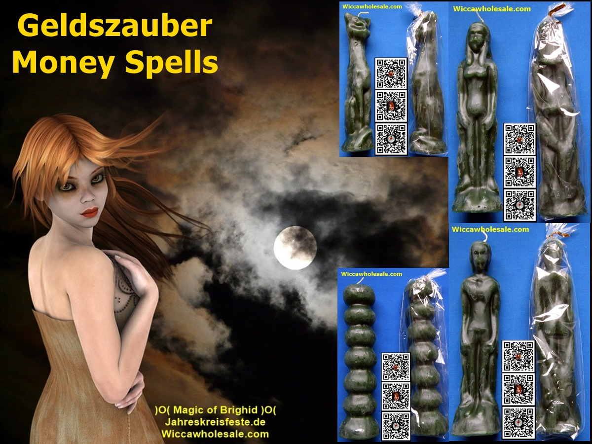 geldzauber money spells