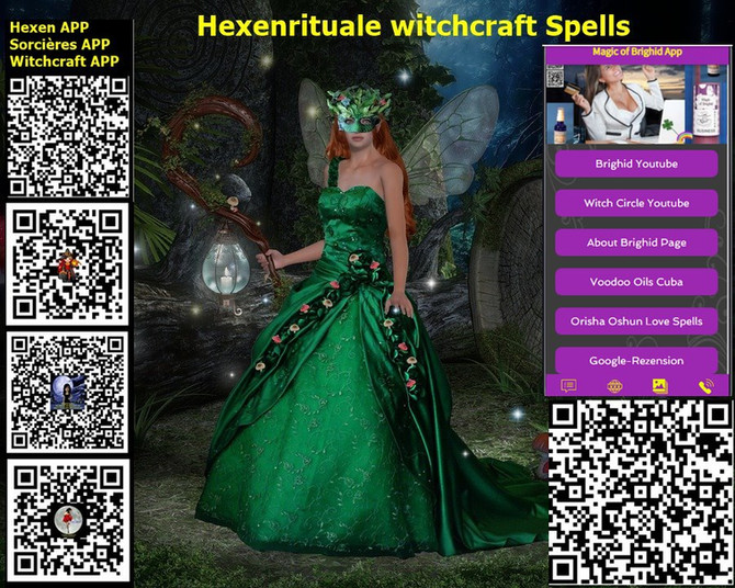 Hexenrituale, Zauber, Sorcieres,Strega, Brujas, Witchcraft Podcast