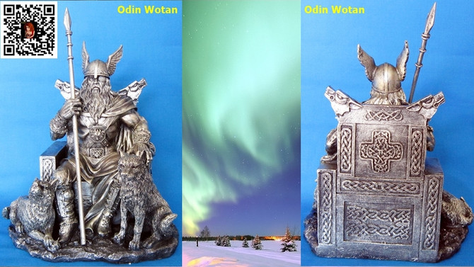 Asatru Wikinger Odin Thor Frigga Freya Figuren, Liebesgöttin Figuren