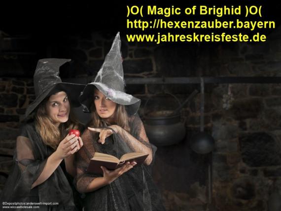 Magic of Brighid,Hexenrezepte Hexenelexiere
