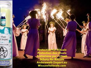 Beltane Ritual Instructions 4 Language