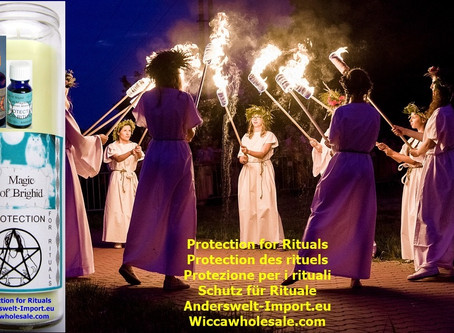 Beltane Ritual Instructions 4 Language