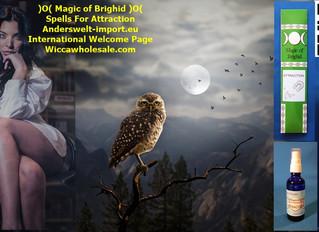 Kerzenzauber Magic of Brighid