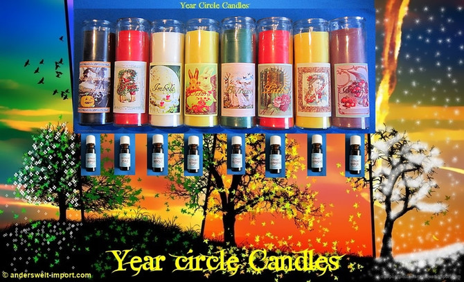 Hexenkalender Witchcraft Calendar