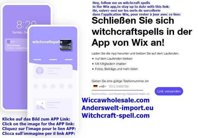 Sorcières Apps