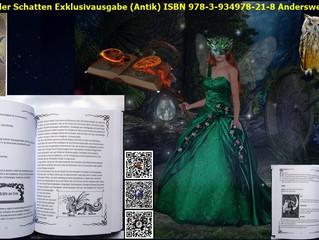 Book of Shadows Exclusive Edition.