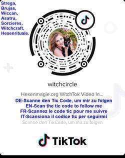 Witchtok, Hexenrituale, Sorcieres, Streg