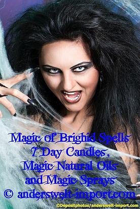 Hexe Magic of Brighid