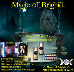 magic of brighid logo