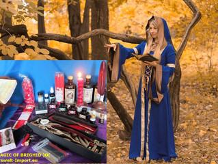 Neue Hexen Geschichte Wicca