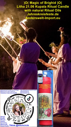 litha kupala ritual oils witches instagr