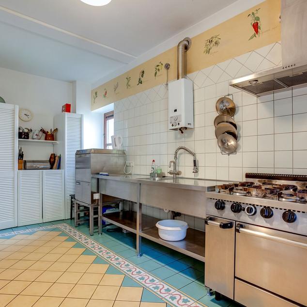 Horeca keuken