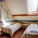 2-persoons slaapkamer