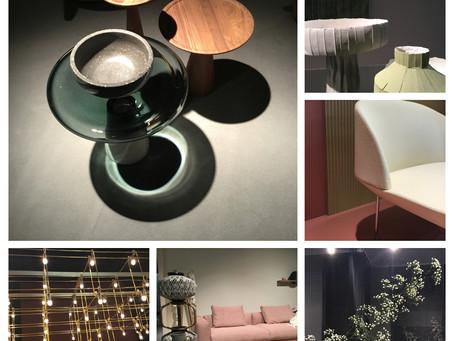 Neue atmosphärische Objekte für Interior Designer