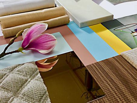 Was ist die richtige Farb-, Material- & Oberflächen-strategie bei der Büroplanung & Büroeinrichtung?