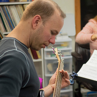 Paul Bohak on Bass