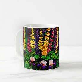 Lupine-Majesty-Coffee-Mug-Left-Angle-Pic