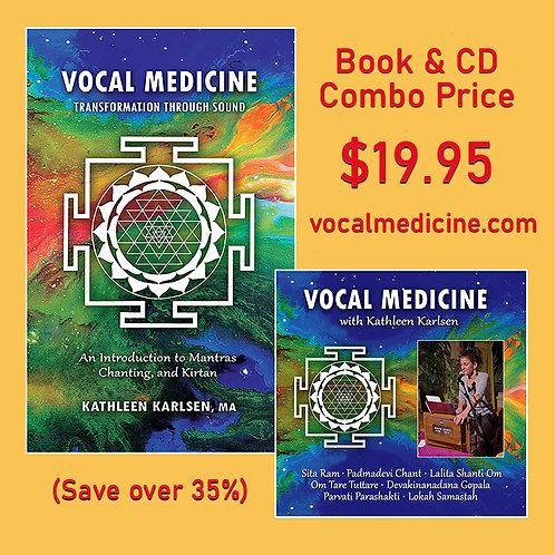 Book & CD Combo Offer