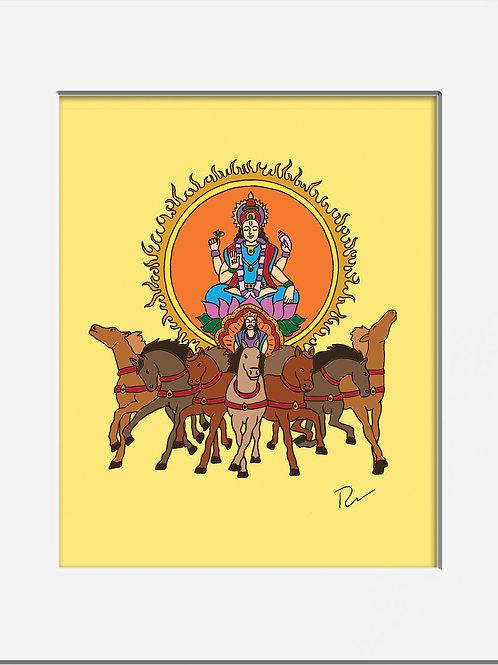 Surya Print