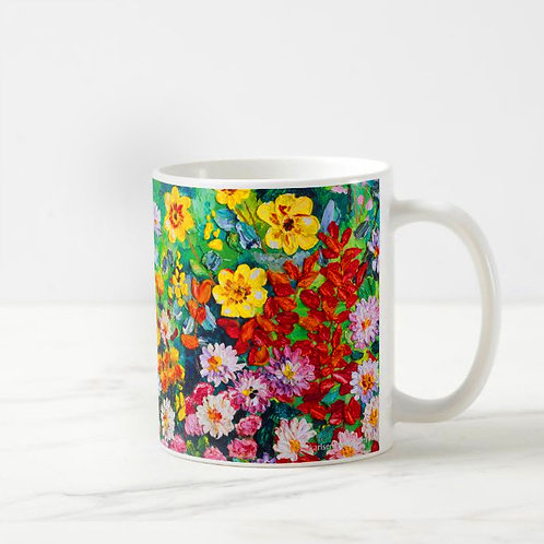 I Dream of Flowers Coffee Mug