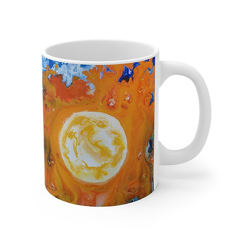 Golden Joy (Art Mug)