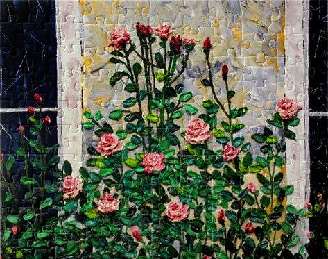 Sunday Roses Puzzle
