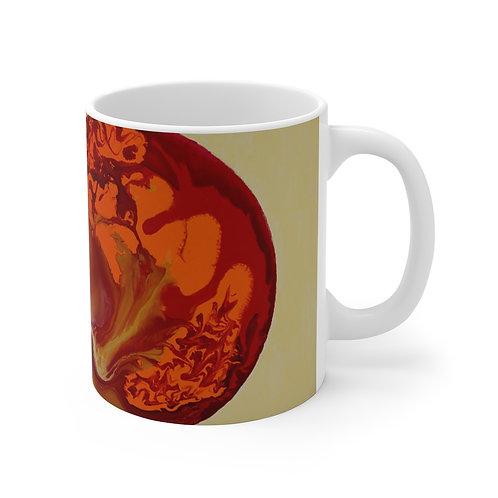 """""""Molten Sun"""" Mug"""