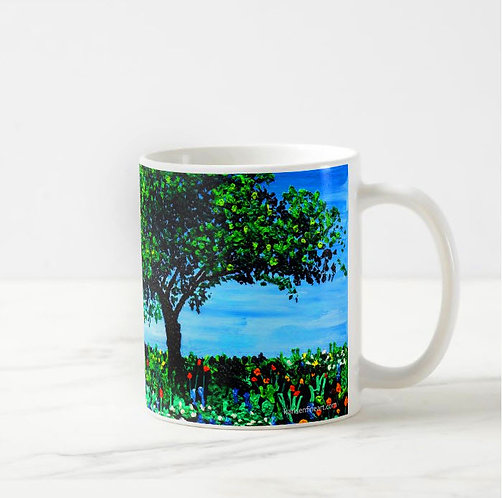An Imaginary Spot Coffee Mug