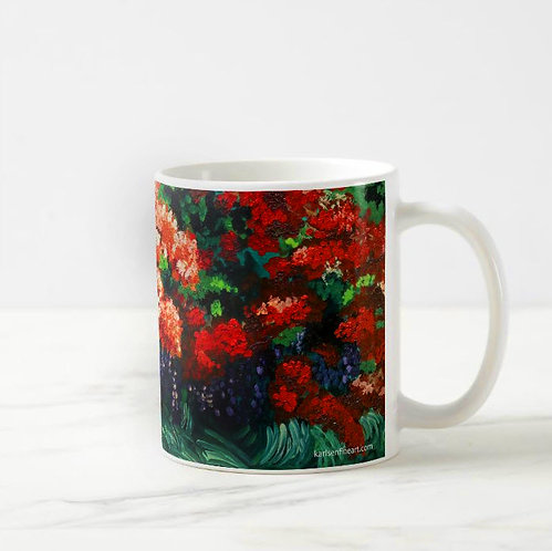 Asia's Treasures Coffee Mug