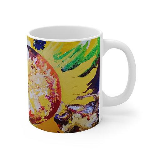 """Joyous Sun"" Mug"