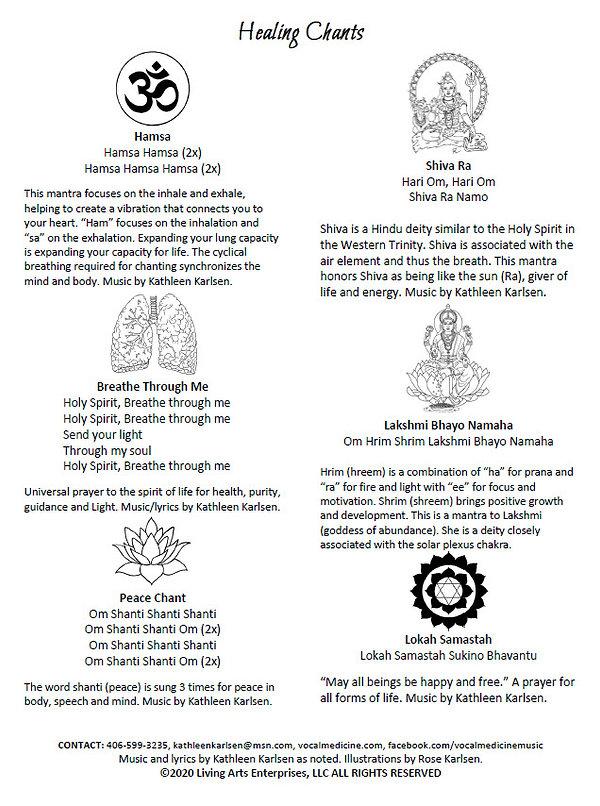 Nov 18 Healing Chants.jpg