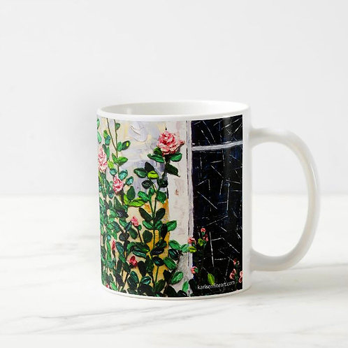 Sunday Roses Coffee Mug
