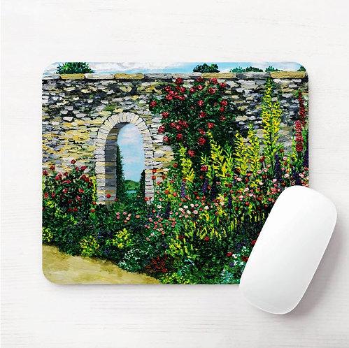 Forgotten Garden Mouse Pad