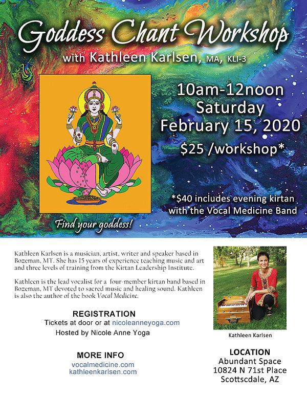 Goddess-Chants-Scottsdale-Feb-2020-Flyer