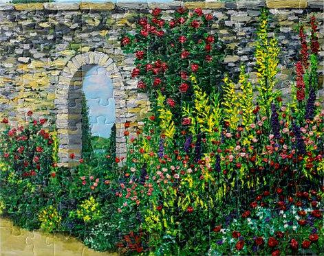 The Forgotten Garden Puzzle