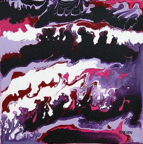 """Purple Fantasy (Agate) 8x8"""""""