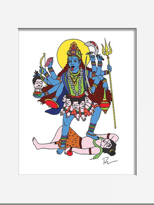 Kali Print