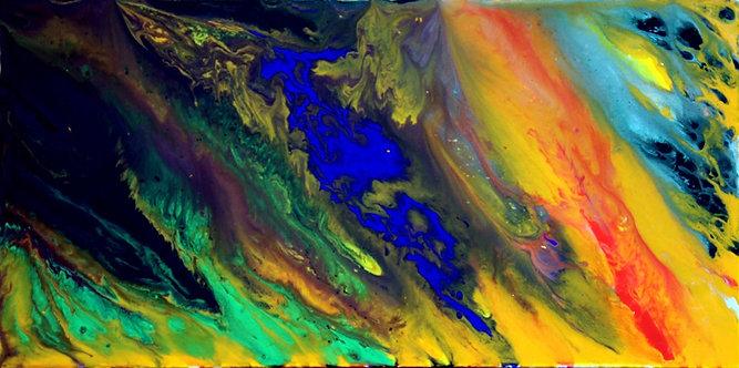 """Dawn Rising 15x30"""""""