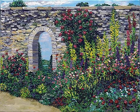 """The Forgotten Garden Poster 16x20"""""""