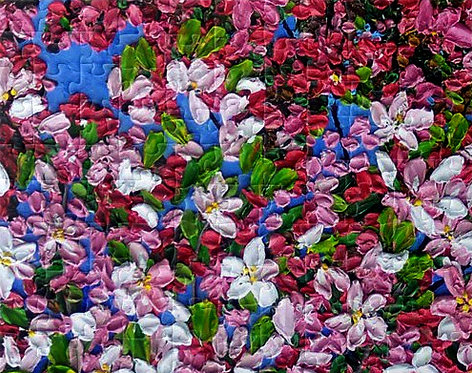 Blossoms of Spring Puzzle