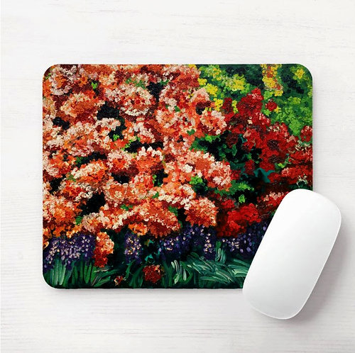 Asia's Treasures Mouse Pad