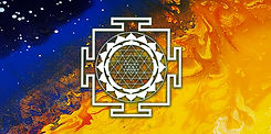 Sacred Symbol Sri Yantra
